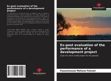 Portada del libro de Ex-post evaluation of the performance of a development project