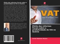 Borítókép a  Efeito das reformas fiscais sobre a produtividade do IVA no Quénia - hoz