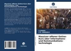 Portada del libro de Massiver offener Online-Kurs über Informations- und Kommunikations-technologie