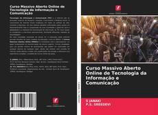 Portada del libro de Curso Massivo Aberto Online de Tecnologia da Informação e Comunicação