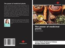 Bookcover of The power of medicinal plants