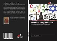 Обложка Relazioni religione-stato