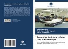 Bookcover of Grundsätze der Intensivpflege, CCU, ICU und Dialyse