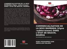 Borítókép a  COMMERCIALISATION DE LA NOIX BAMBARA (Vigna -subterranean) DANS L'ÉTAT DE BAUCHI, NIGÉRIA - hoz