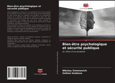 Borítókép a  Bien-être psychologique et sécurité publique - hoz