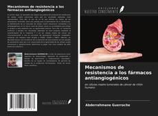 Bookcover of Mecanismos de resistencia a los fármacos antiangiogénicos