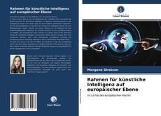 Capa do livro de Rahmen für künstliche Intelligenz auf europäischer Ebene