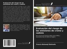 Copertina di Evaluación del riesgo de las emisiones de cromo y cadmio