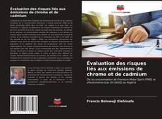 Portada del libro de Évaluation des risques liés aux émissions de chrome et de cadmium