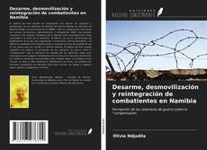 Desarme, desmovilización y reintegración de combatientes en Namibia的封面