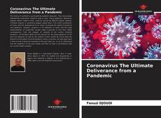 Copertina di Coronavirus The Ultimate Deliverance from a Pandemic