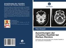 Bookcover of Auswirkungen der virtuellen Realität bei Morbus Menière