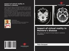 Copertina di Impact of virtual reality in Meniere's disease