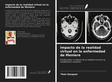 Buchcover von Impacto de la realidad virtual en la enfermedad de Meniere