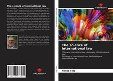 The science of international law的封面