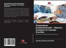 Copertina di Orientation professionnelle - théorie, pratique et champs d'action