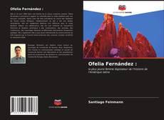 Copertina di Ofelia Fernández :