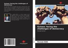 Bookcover of Guinea: facing the challenges of democracy