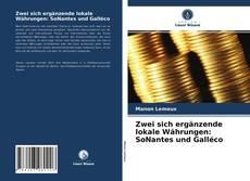 Portada del libro de Zwei sich ergänzende lokale Währungen: SoNantes und Galléco