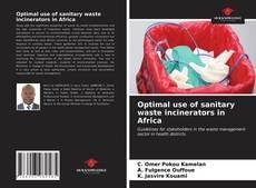 Borítókép a  Optimal use of sanitary waste incinerators in Africa - hoz