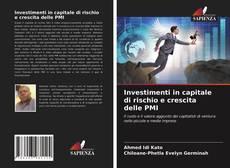 Bookcover of Investimenti in capitale di rischio e crescita delle PMI