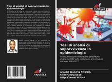 Borítókép a  Tesi di analisi di sopravvivenza in epidemiologia - hoz