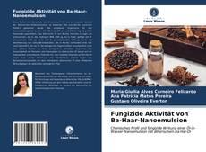 Capa do livro de Fungizide Aktivität von Ba-Haar-Nanoemulsion