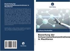 Bookcover of Bewertung der Schwermetallkonzentrationen in Maultieren