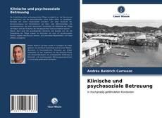 Buchcover von Klinische und psychosoziale Betreuung