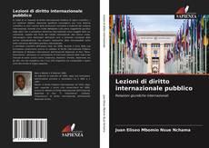 Обложка Lezioni di diritto internazionale pubblico
