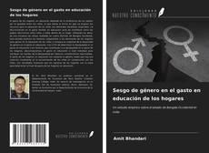 Borítókép a  Sesgo de género en el gasto en educación de los hogares - hoz
