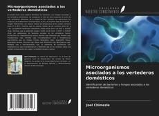 Buchcover von Microorganismos asociados a los vertederos domésticos