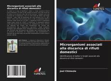 Portada del libro de Microrganismi associati alla discarica di rifiuti domestici