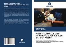 Bookcover of ARBEITSUNFÄLLE UND PSYCHOSOZIALE RISIKEN BEI DER ARBEIT