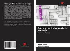 Bookcover of Dietary habits in psoriasis therapy