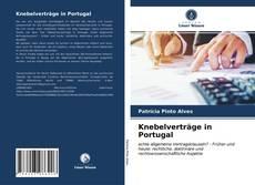 Portada del libro de Knebelverträge in Portugal