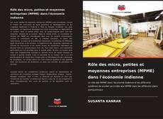 Copertina di Rôle des micro, petites et moyennes entreprises (MPME) dans l'économie indienne