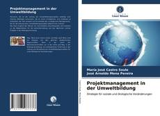 Portada del libro de Projektmanagement in der Umweltbildung