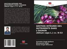 GESTION INTÉGRÉE DES NUTRIMENTS DANS L'OIGNON (Allium cepa L.) cv. N-53 kitap kapağı