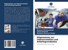 Copertina di Allgemeines zur Intensivstation und Arbeitsgrundsätze