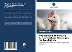 Copertina di Hygienische Bewertung der Aufzuchtbedingungen für Junghühner