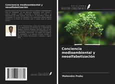 Portada del libro de Conciencia medioambiental y neoalfabetización
