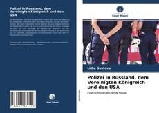 Copertina di Polizei in Russland, dem Vereinigten Königreich und den USA