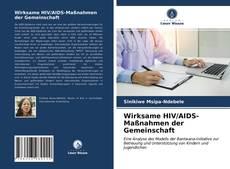 Copertina di Wirksame HIV/AIDS-Maßnahmen der Gemeinschaft
