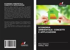 Copertina di ECONOMIA AMBIENTALE: CONCETTI E APPLICAZIONI
