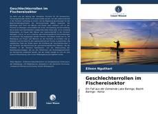 Обложка Geschlechterrollen im Fischereisektor