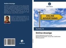 Buchcover von Online-Anzeige