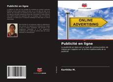 Bookcover of Publicité en ligne
