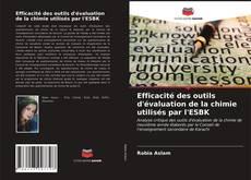 Buchcover von Efficacité des outils d'évaluation de la chimie utilisés par l'ESBK