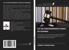 Обложка LEY DE PROCEDIMIENTO PENAL DE RUANDA